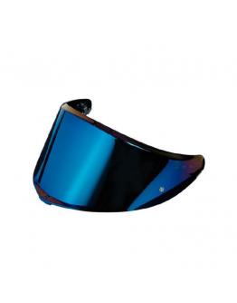 AGV VISOR K6 鏡片 IRIDIUM BLUE 電鍍藍