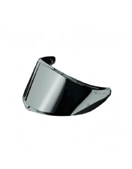 AGV VISOR K6 鏡片 IRIDIUM SILVER 電鍍銀