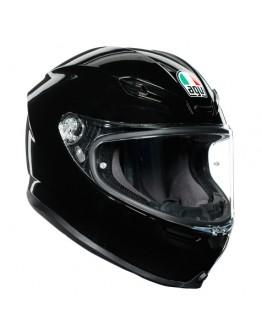 AGV K6 MONO 亮黑 全罩 超輕量 安全帽
