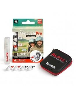 ALPINE MotoSafe Pro 騎士濾音器 抗噪 軟式不壓迫 ATS材質 降低風切聲 可水洗