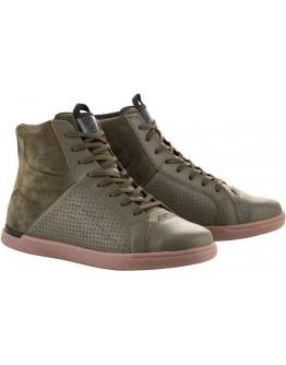 ALPINESTARS JAM AIR SHOES 防摔車靴 #綠
