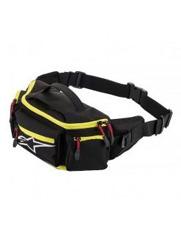 ALPINESTARS KANGA V2 WAIST BAG 腰包 肩背 手提 可擴充容量#黑黃
