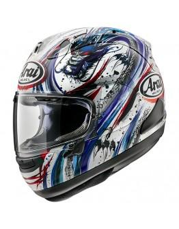 預購 ARAI RX-7X 頂級 全罩安全帽 選手彩繪 青城龍一 #KIYONARI TRICO