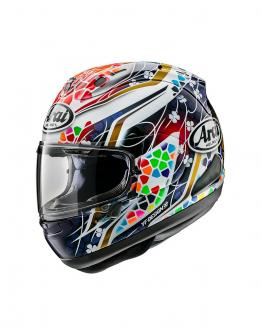 ARAI RX-7X 全罩式安全帽 頂級 選手彩繪 #NAKAGAMI GP2