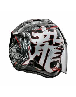ARAI VZ-RAM 3/4罩安全帽 彩繪 #DRAGON