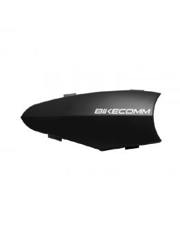 BIKECOMM BK-S2 騎士通 藍牙耳機配件飾板 #黑、白、紅、綠