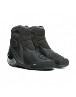 DAINESE DINAMICA AIR SHOES 防摔車靴 #黑灰