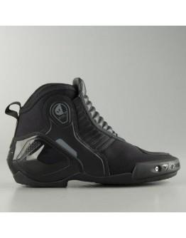 DAINESE DYNO D1 SHOES 防摔車靴#黑灰