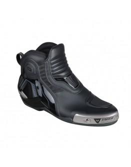 DAINESE DYNO PRO D1 SHOES 防摔車靴#黑灰