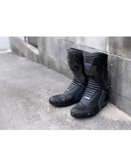 DAINESE NEXUS LADY BOOTS 女版 長筒車靴 #黑灰