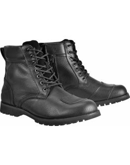 EXUSTAR E-SBT313 中筒防摔車靴 #黑