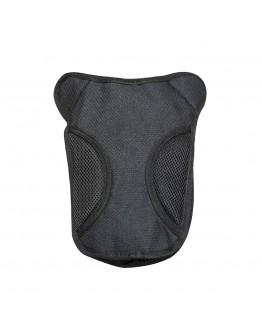 摩托麻吉 運動休閒 騎士腿包 減壓 透氣 防潑水 反光條設計