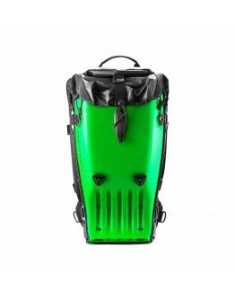瑞典 POINT65N BOBLBEE GTX 25L 霧面綠 硬殼騎士後背包 人體工學 CE認證 筆電包