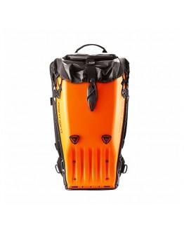 瑞典 POINT65N BOBLBEE GTX 25L 霧面橘 硬殼騎士後背包 人體工學 CE認證 筆電包