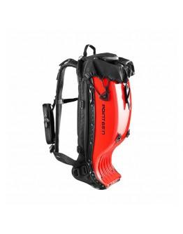 瑞典 POINT65N BOBLBEE GTX 25L 亮面紅 硬殼騎士後背包 人體工學 CE認證 筆電包