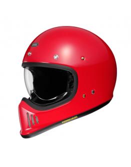 SHOEI EX-ZERO 復古 全罩安全帽 素色款 #亮紅