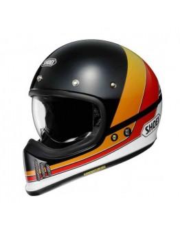 SHOEI EX-ZERO 2020 全新 復古 全罩安全帽 花色款 #EQUATION TC-8
