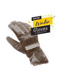 冬季短手套