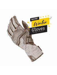 冬季長手套