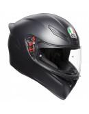 AGV K1 全罩安全帽 素色 #MATT BLACK