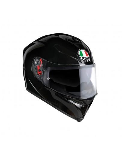 AGV K-3 SV 全罩式安全帽 素色 BLACK