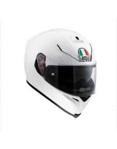 AGV K-3 SV 全罩式安全帽 素色 WHITE
