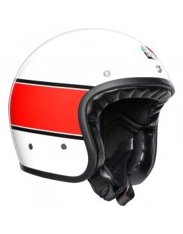 AGV X70 安全帽 3/4 安全帽 復古帽 亞洲版 #MINO 73 限時感恩回饋活動