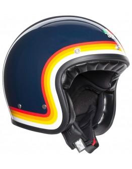 AGV X70 安全帽 3/4 安全帽 亞洲版 復古帽 #RIVERA 限時感恩回饋活動