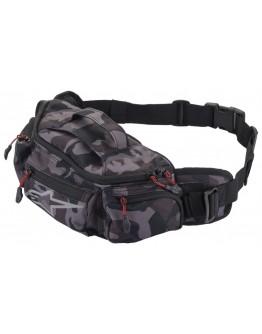ALPINESTARS KANGA V2 WAIST BAG 腰包 肩背 手提 可擴充容量#黑迷彩