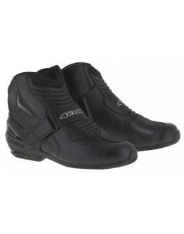 Alpinestars SMX-1 Boots 防摔車靴 短筒 休閒 舒適 #黑