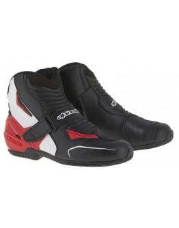 Alpinestars SMX-1 Boots 防摔車靴 短筒 休閒 舒適 #黑白紅