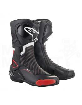 ALPINESTARS SMX-6 V2 DRYSTAR BOOTS 黑紅