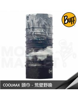 BUFF 魔術頭巾 COOLMAX 頭巾 BF117009-555-10 荒壁野喚