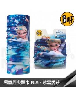 BUFF 魔術頭巾 兒童經典頭巾PLUS 冰雪奇緣 - 冰雪愛莎 BF1183888-707