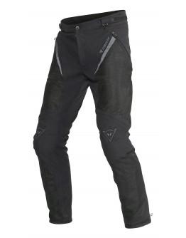 DAINESE DRAKE SUPER AIR TEX PANTS BLACK/BLACK