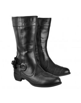 EXUSTAR E-SBT421L 防摔車靴 #黑