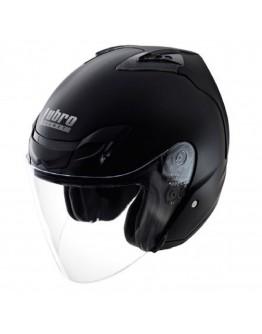 Lubro Air Tech 3/4罩 安全帽 消光黑 通風 內襯可拆 半罩帽