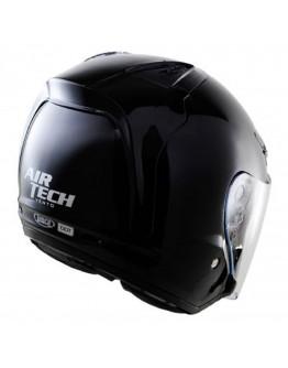 Lubro Air Tech 3/4罩 安全帽 素色 #亮黑