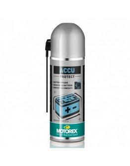 MOTOREX ACCU PROTECT 電樁頭及接點保護噴劑