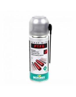 MOTOREX  SPRAY WITH PTFE 鐵氟龍乾式潤滑噴劑