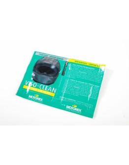 MOTOREX  VISO-CLEAN 安全帽擦拭紙