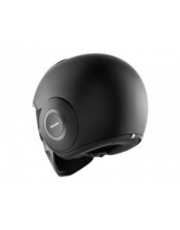 SHARK DRAK 3/4罩 安全帽 #消光黑 HE2912KMA