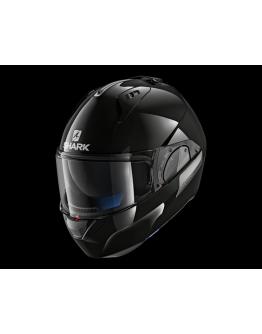 SHARK EVO-ONE 2 全罩安全帽 後掀式 汽水帽 #BLANK HE9700BLK 亮黑