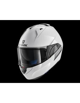 SHARK EVO-ONE 2 全罩安全帽 後掀式 汽水帽 #BLANK HE9700WHU 亮白